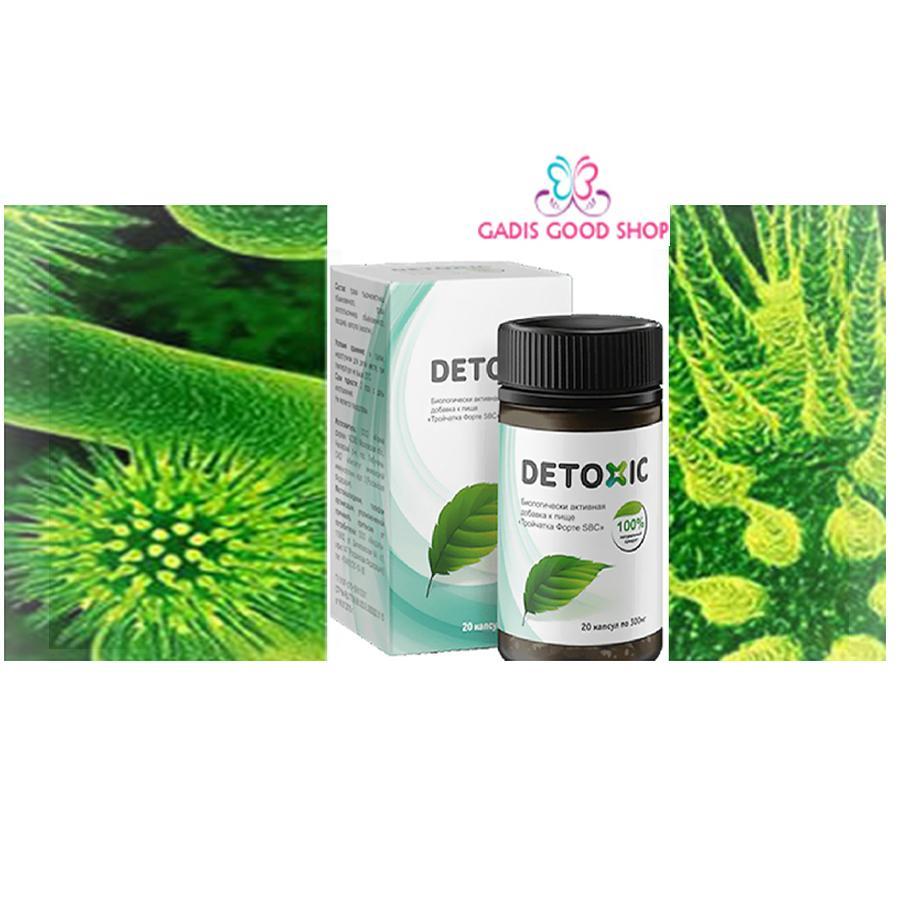 Detoxic - Amazon - gdje kupiti - ljekarna