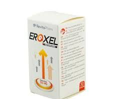 Eroxel - za potenciju - recenzije - forum - test