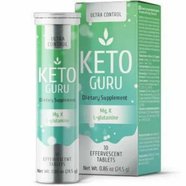 Keto Guru - sastojci - sastav - test