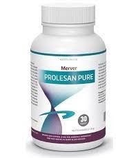 Prolesan Pure - sastojci - ljekarna - gel