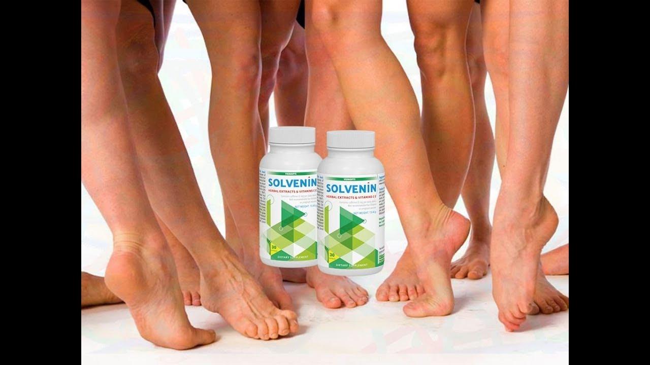 Solvenin - za varikozne vene - sastojci - ljekarna - gel