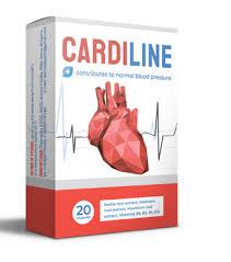 Cardiline - instrukcije - gdje kupiti - gel