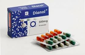 Dianol - ebay - gel - sastav