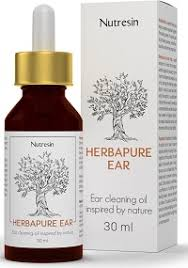Nutresin Herbapure Ear - gel - sastav - kako funkcionira