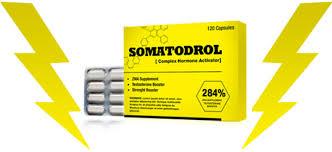 Somatodrol - za mišićnu masu – gdje kupiti – recenzije – krema