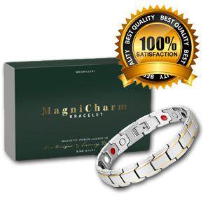 MagniCharm Bracelet - magnetna narukvica - recenzije - gel - sastav