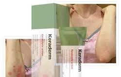 Keraderm - review - kako koristiti - sastav - proizvođač