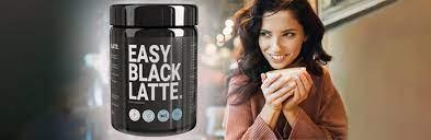 Easy Black Latte - sastav - kako koristiti - review - proizvođač